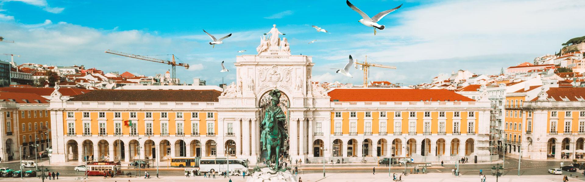 Лиссабон - город, который не оставит вас равнодушными