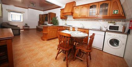 Апартаменты Casa Sabrina в Эрисейре