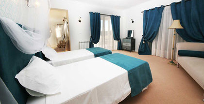 Апартаменты Premium Suite в Эрисейре