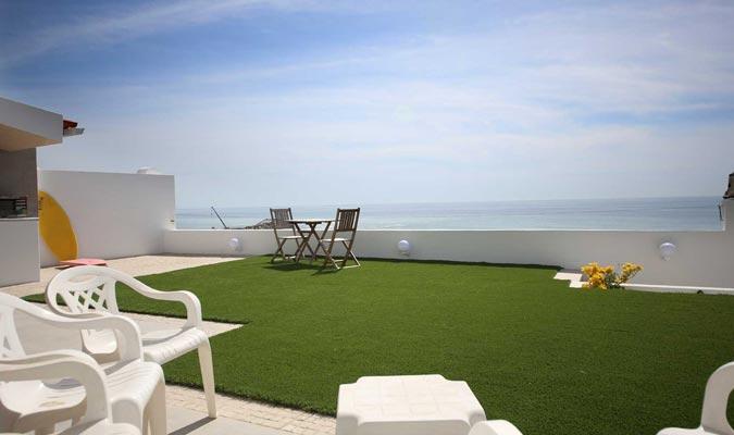 Аренда вилл и апартаментов в Португалии. Вилла в Эрисейре.
