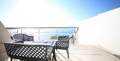 Апартаменты в Португалии. Апартаменты Oceano в Эрисейре.