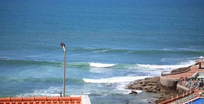 Апартаменты Casa da Praia do Sul в Эрисейре, 1